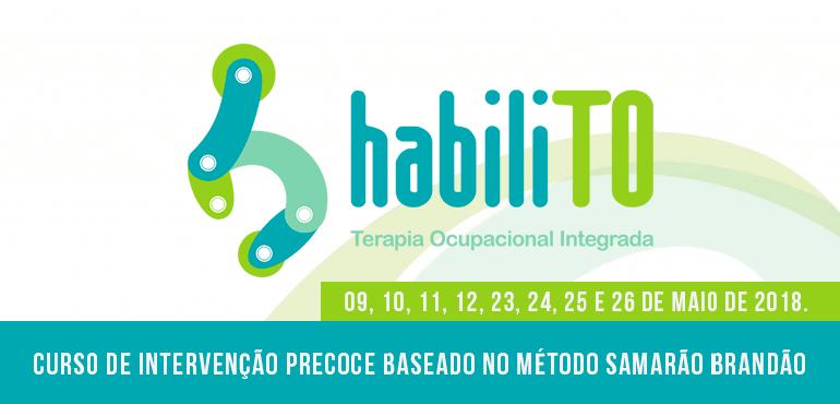 Curso de Intervenção Precoce baseado no método Samarão Brandão – 40h/a
