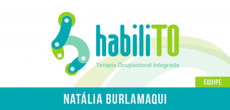 Natália Burlamaqui – Terapeuta Ocupacional
