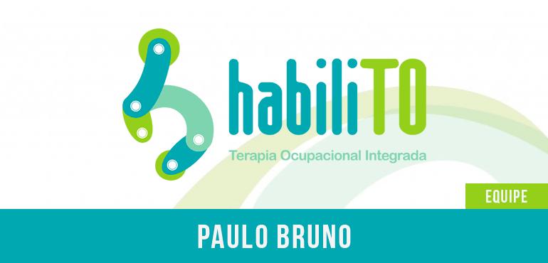 Paulo Bruno – Terapeuta Ocupacional e Musicoterapeuta